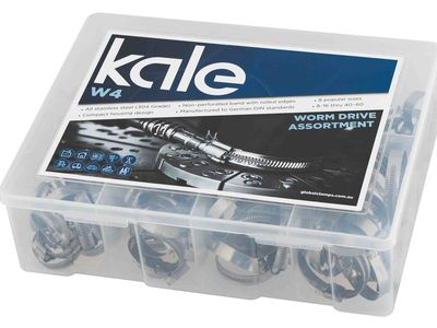 Kale Worm Drive Ak Angled Closed 6870