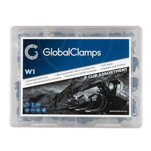Gc P Clip Ak Flat 6887