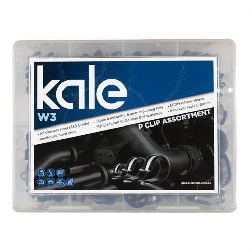Kale P Clip Ak Flat 6853
